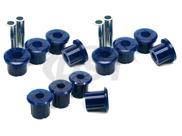 kit144k Rear Leaf Spring Bushings
