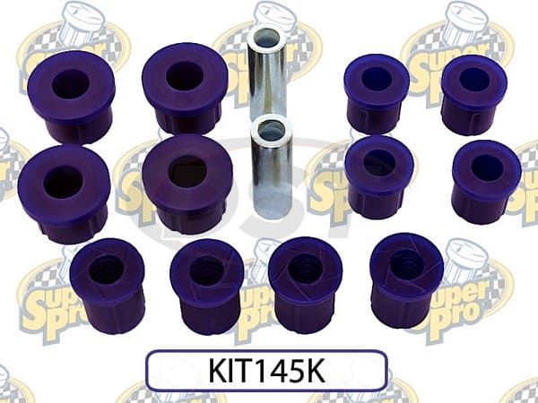 kit145k Rear Leaf Spring Bushing