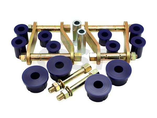 kit168sk Greasable Shackle and Bushing Kit