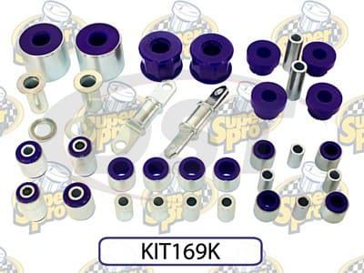 SuperPro Bushings Kits for Focus, 3