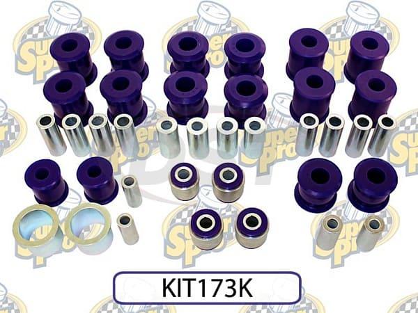 kit173k Front and Rear SuperPro Enhancement Kit