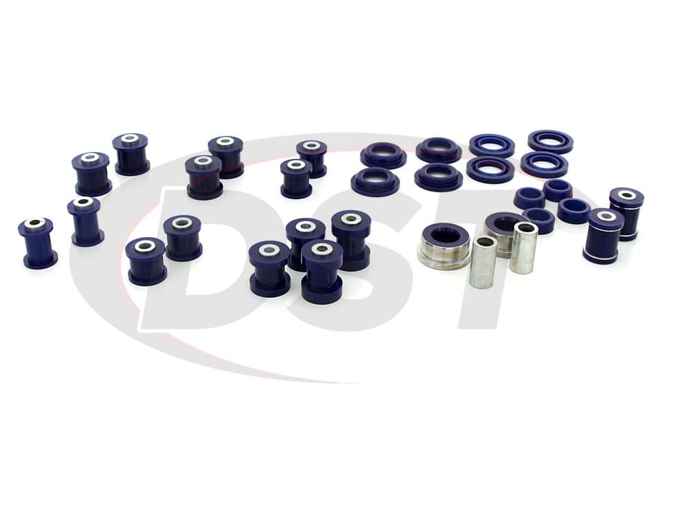 kit174k Front and Rear Enhancement Bushing Kit