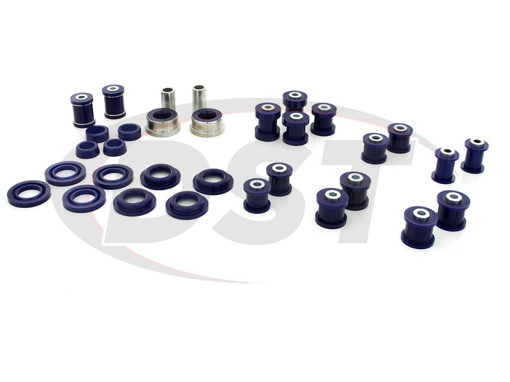 subaru front and rear enhancement bushing kit