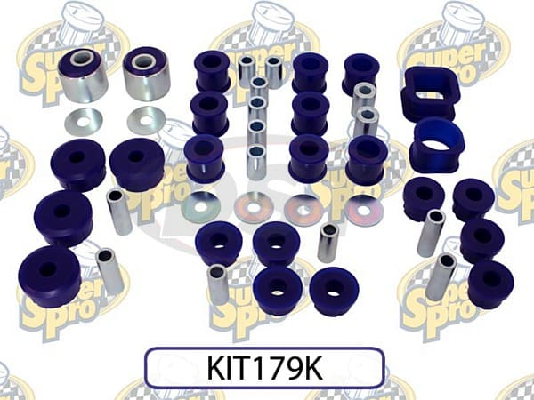 kit179k Front and Rear Enhancement Bushing Kit