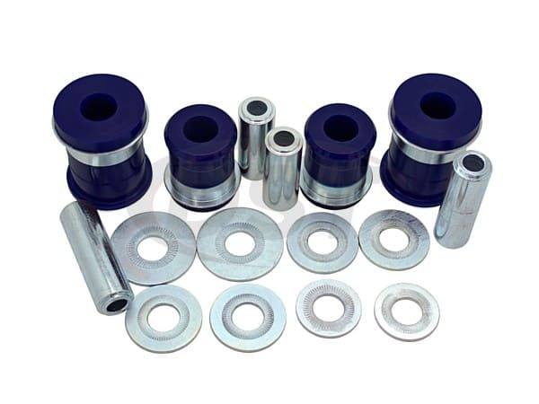 kit180k Front Lower Control Arm Bushings - Front and Rear Positions