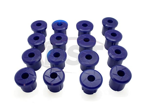 kit193k Rear Leaf Spring Bushing Kit