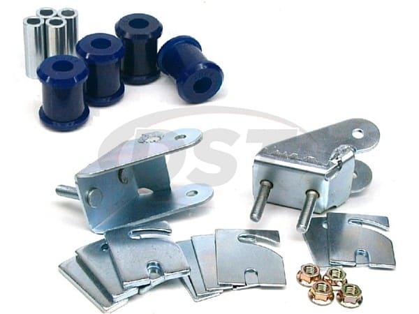 kit199k Front Control Arm Upper Inner Alignment Kit