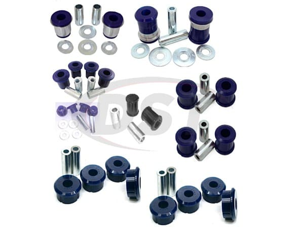 kit204k Front and Rear Enhancement Bushing Kit