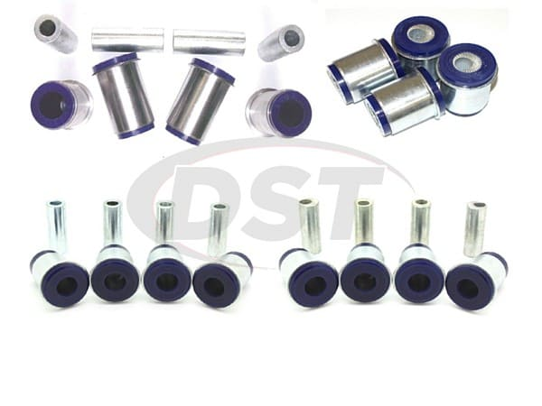 kit205k Front and Rear Enhancement Bushing Kit - Non US