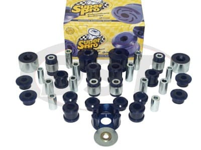 SuperPro Bushings Kits for A3, A3 Quattro, TT Quattro, Jetta, Rabbit