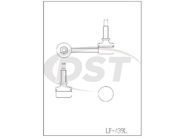 lp439a Suspension Bushing Kit