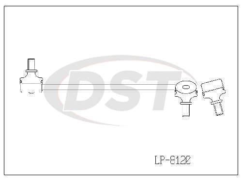 lp8120 Suspension Bushing Kit