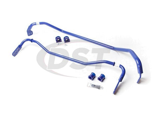 rc0001h-kit Front and Rear 29mm Front Adjustable and 22mm Rear Adjustable Hollow Sway Bar Kit