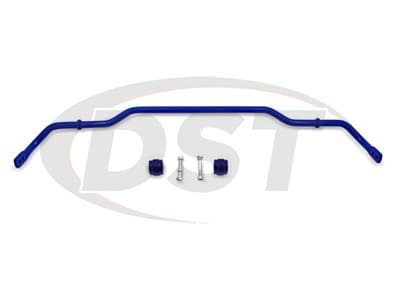 SuperPro Rear Sway Bars for A3, TT, Jetta
