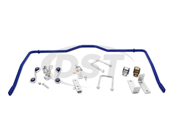 rc0009rz-20 Rear 20mm Heavy Duty 3 Point Adjustable Sway Bar