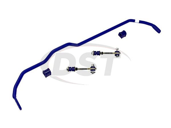 rc0010rz-24 Rear Sway Bar - Heavy Duty - Adjustable - 24mm