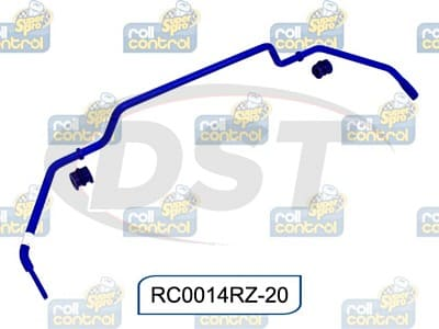 SuperPro Rear Sway Bars for GT-R