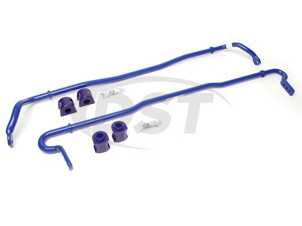 rc0015-kit Front and Rear 20mm Front Adjustable and 18mm Rear Adjustable Sway Bar Kit