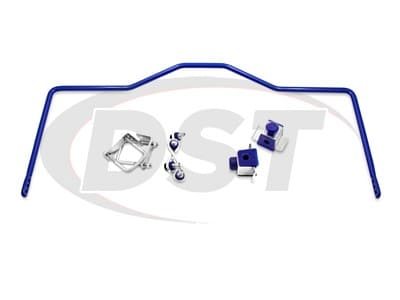 SuperPro Rear Sway Bars for L200