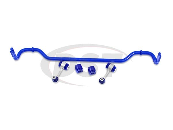 Rear Sway Bar and Endlinks - 22mm - Heavy Duty - 2 Point Adjustable