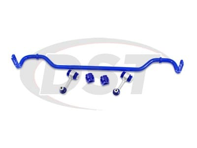 SuperPro Rear Sway Bars for A3, Golf