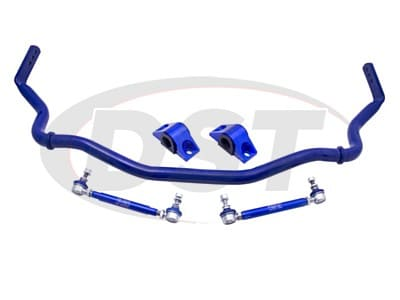 SuperPro Front Sway Bars for Mustang