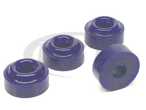 spf0152k Rear Trailing Arm Bushings - To Differential