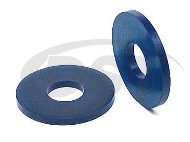 SuperPro Rear Control Arm Bushings for Spider