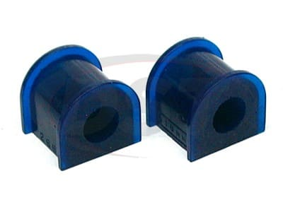 SuperPro Rear Sway Bar Bushings for Prelude