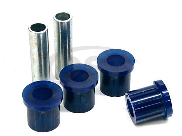 spf0469k Rear Spring Bushing Kit 4 Bushes 2 Tubes