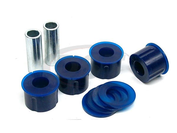 Rear Trailing Arm Bushings - Lower Rear Position