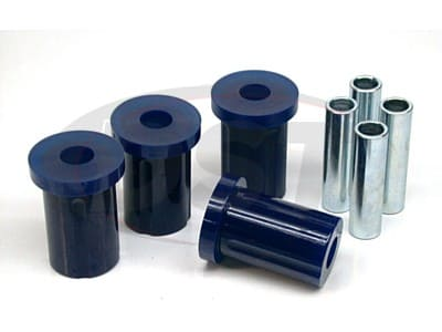 SuperPro Front Control Arm Bushings for 626