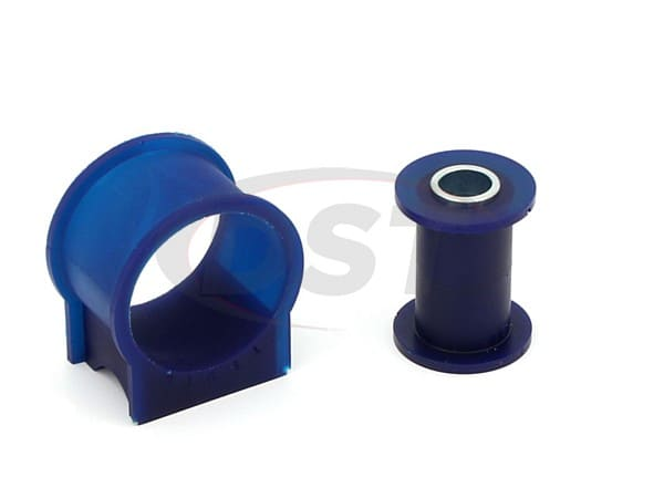 Front Steering - Rack and Pinion Mount Bushings - Power Steering