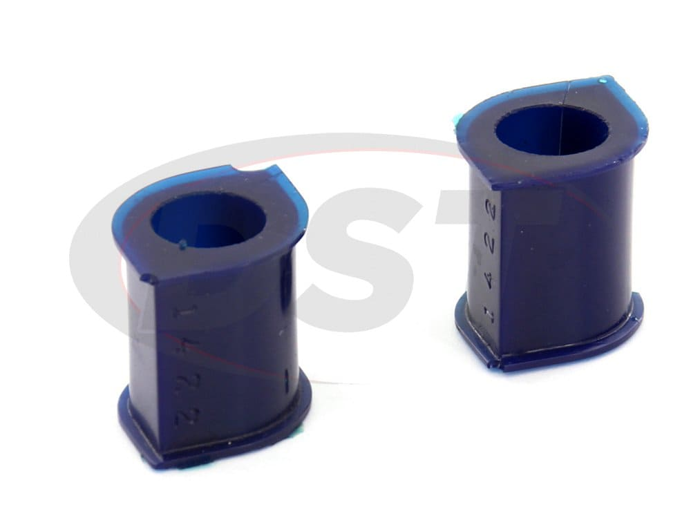 spf1422-16k Front Sway Bar Bushings - 16mm (0.62 inch)