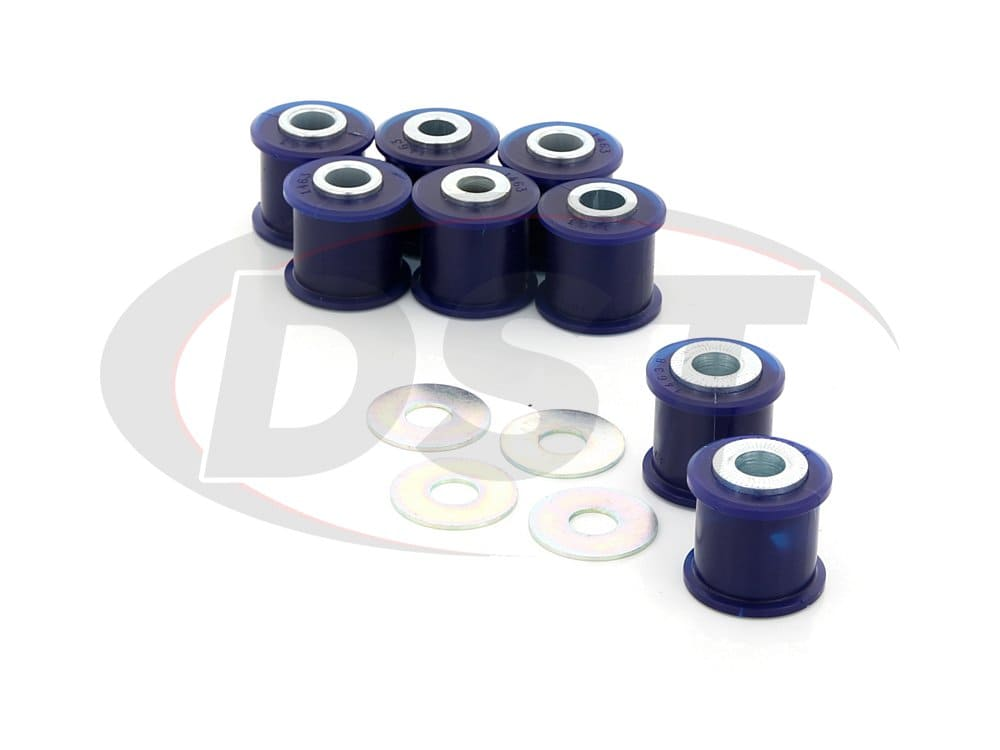 spf1463k Rear Lower Control Arm Bushings - Inner and Outer Positions