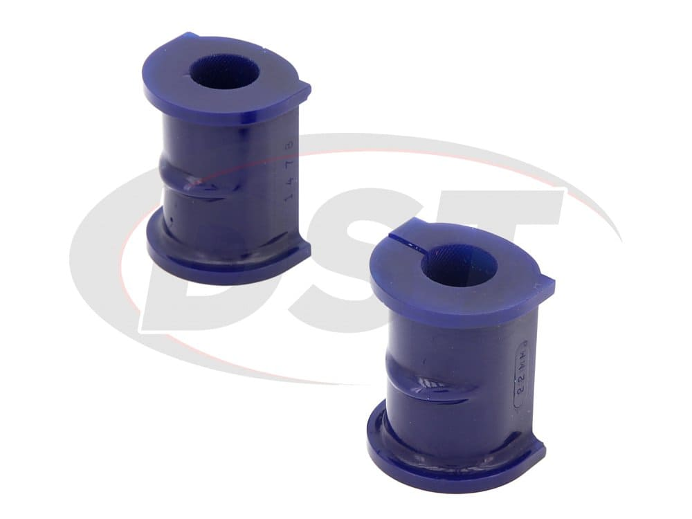 spf1478-22k Front Sway Bar Bushings - 22mm (0.86 inch)