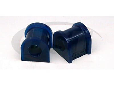 SuperPro Rear Sway Bar Bushings for Civic
