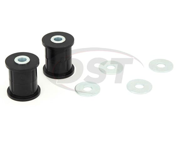 Front Lower Shock Mount Bushings - At Control Arm