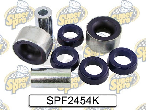 spf2454k Front Lower Control Arm Bushings - Rear