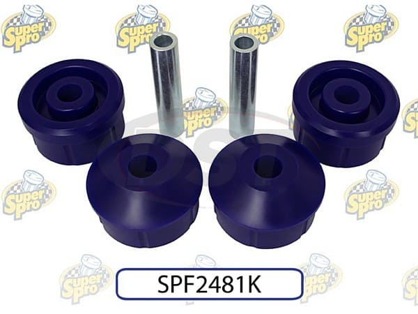 Rear Beam Axle Pivot Bushing - 69.5mm OD