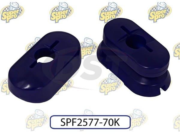 spf2577-70k Motor Mount Inserts - Rear Lower Position - Diesel