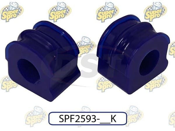 Front Sway Bar Bushing - 19mm (0.74 inch)