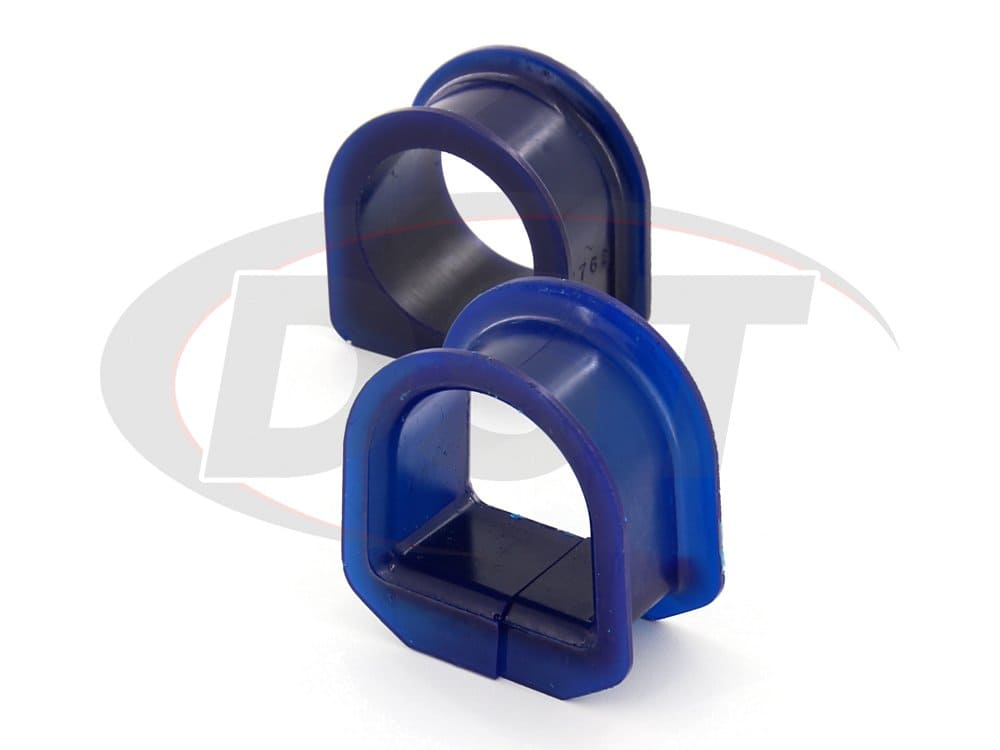 Front Steering Rack and Pinion Mount Bushings - Power Steering