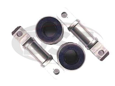 SuperPro Front Control Arm Bushings for S60, S80, V70, XC70