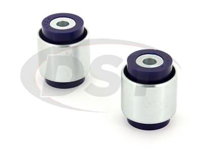 SuperPro Front Control Arm Bushings for A4, A4 Quattro, A6 Quattro, S4, Passat