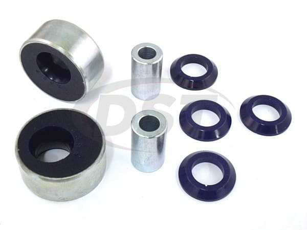 Front Lower Control Arm Bushings - Inner Rear Position - Offset