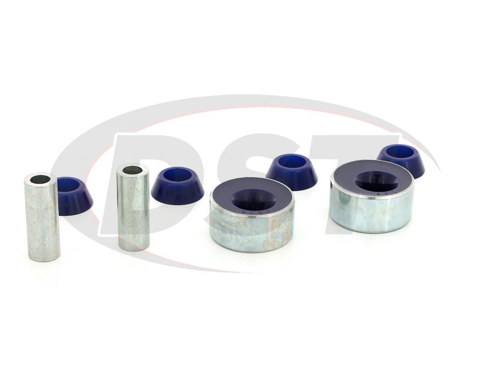 spf3424k Front Lower Control Arm Bushings - Inner Front Position - Double Offset