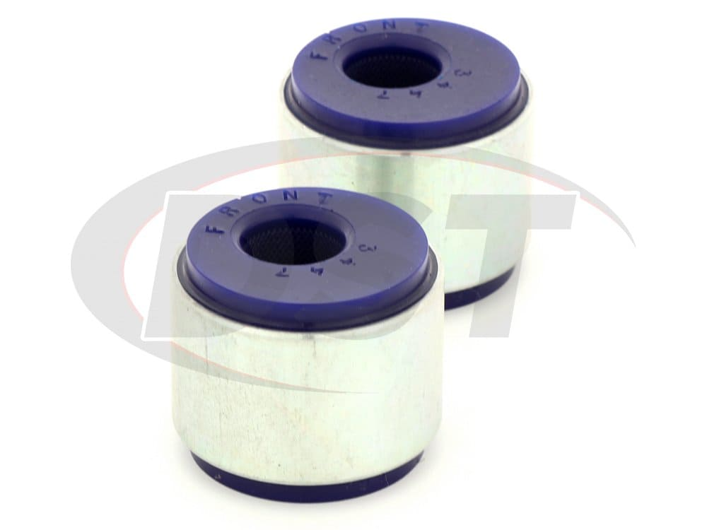 spf3447k Front Lower Control Arm Bushings - Inner Rear - Caster Correction