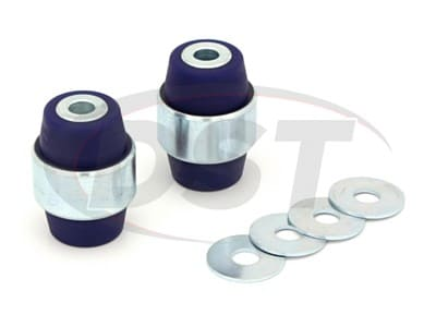 SuperPro Rear Control Arm Bushings for Cherokee, Grand Cherokee