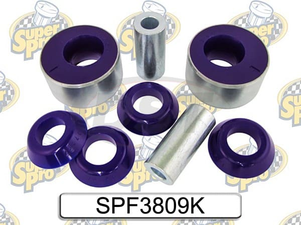 spf3809k Front Lower Control Arm Bushing - Rear Position - Double Offset